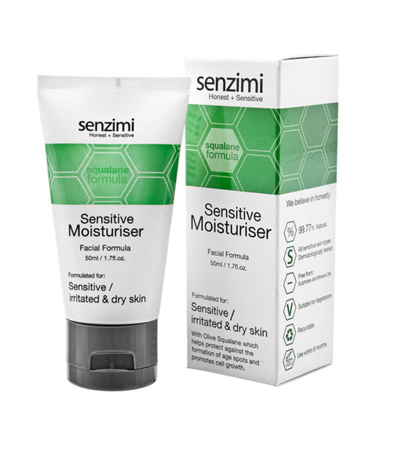 Senzimi Moisturiser and Cleanser Product Review
