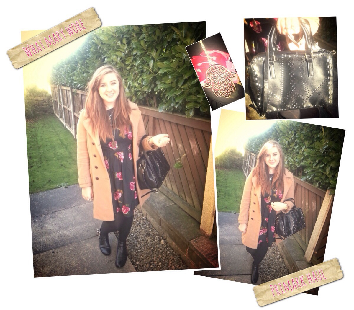 What Mary wore Primark haul