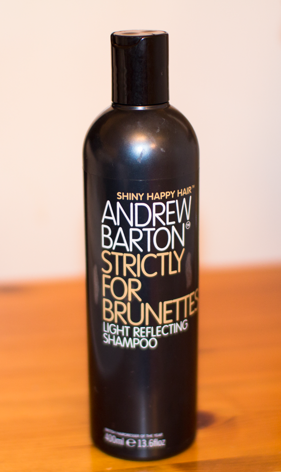 Andrew Barton Shampoo - Strictly Brunette Light Reflecting