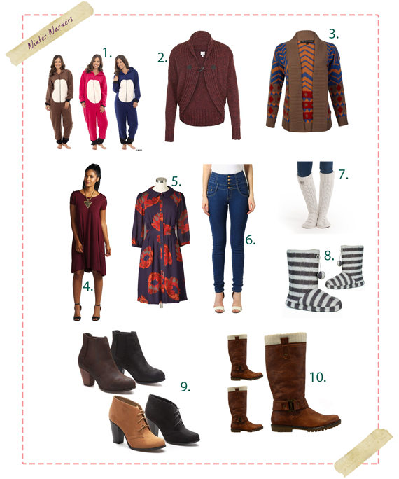 Ebay winter wishlist