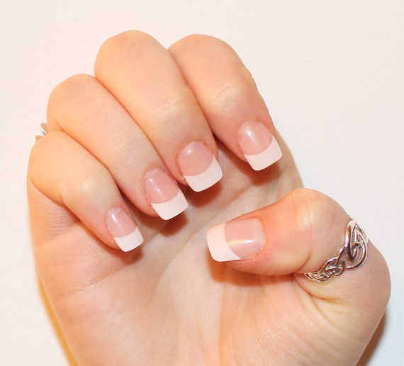 First Acrylic Nails Product Review