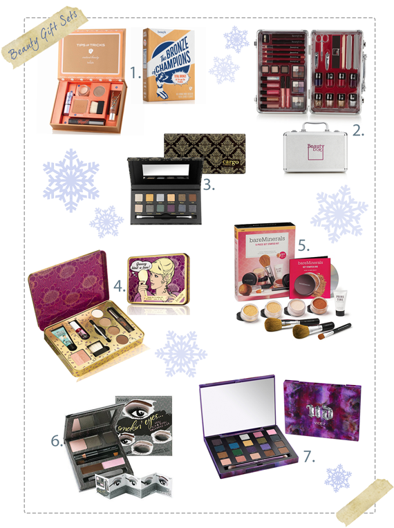 Debenhams Beauty Gift Sets Wishlist - Strikeapose