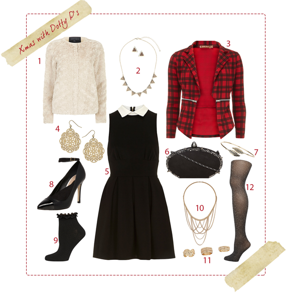 Dorothy Perkins Party look wishlist