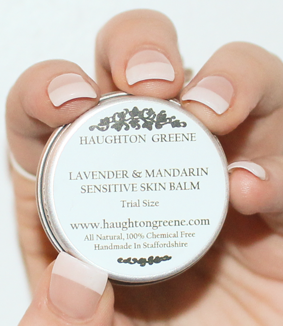 Haughton Greene Lavender and Mandarin Sensitive Skin Balm