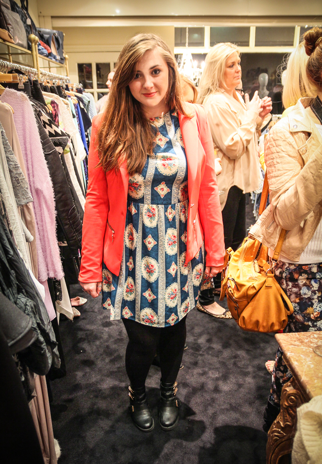 Oaks Boutique Blogger Event