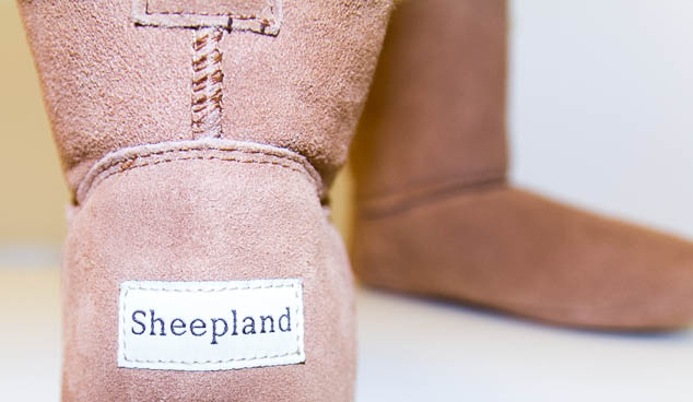 Sheepland slipper boot