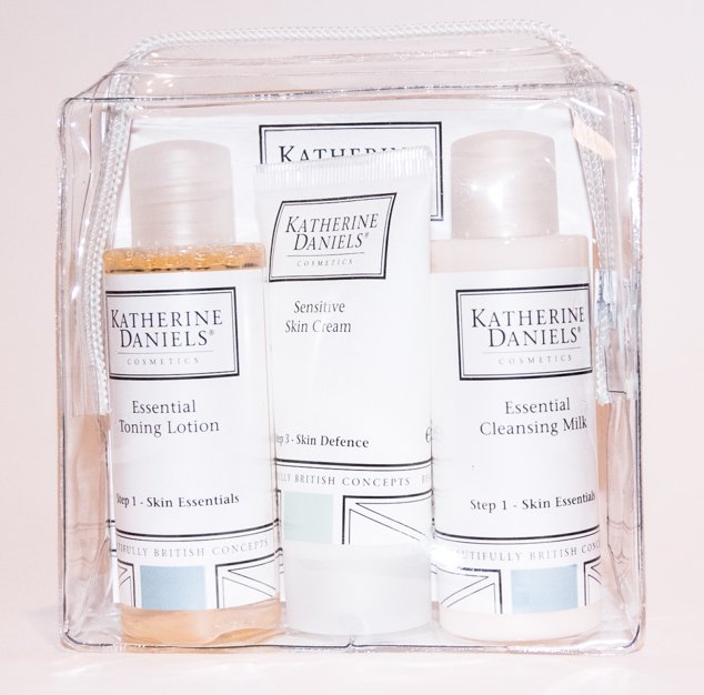 Katherine Daniels Cosmetics Sensitive Skin