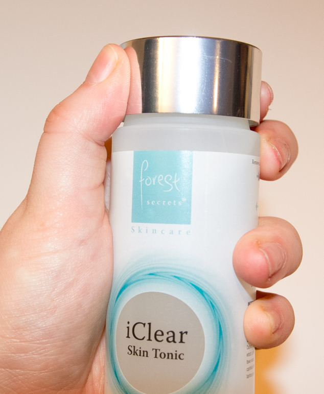 Forests Secrets iClear Skin Tonic Lid