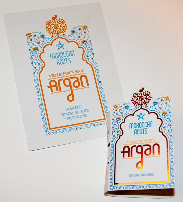 Moroccan Roots Argan Oil