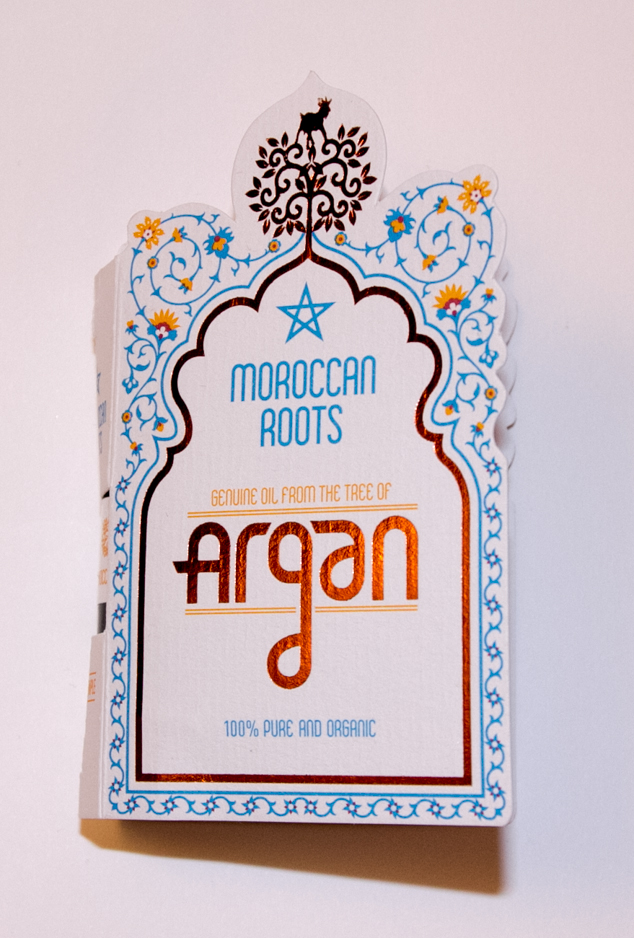 Argan Oil Moroccan Roots