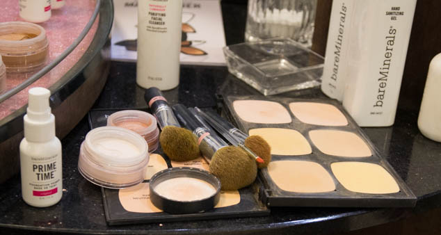 bareMinerals products