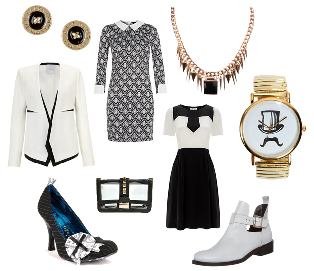 Monochrome Wishlist