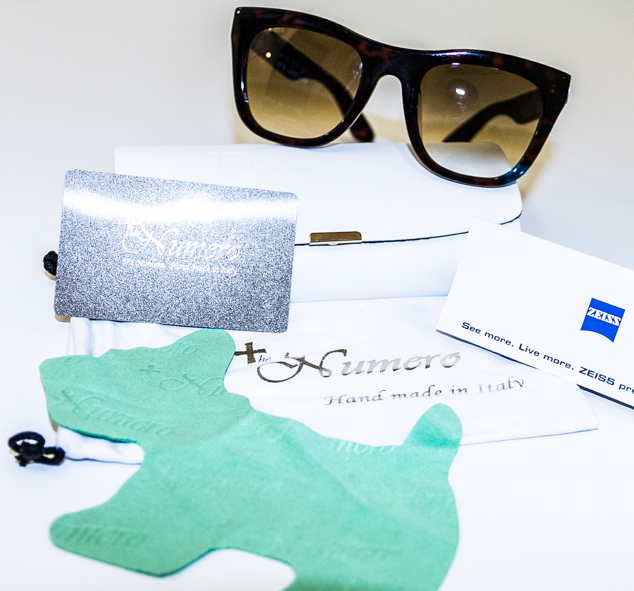 The Numero Sunglasses Pack
