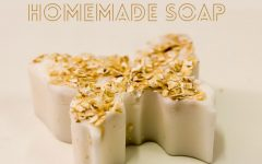 Homemade soap feature