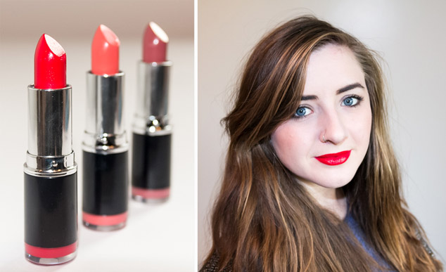 MUA Lipstick Review