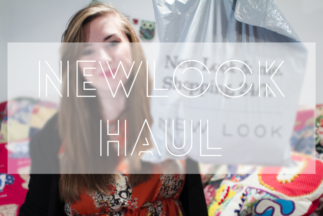 New Look Haul Video