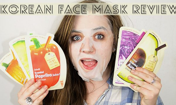 Korean Face Mask
