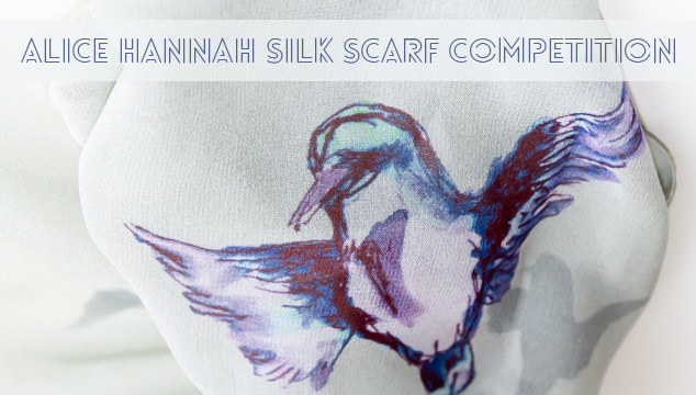 Alice Hannah Scarf Feature