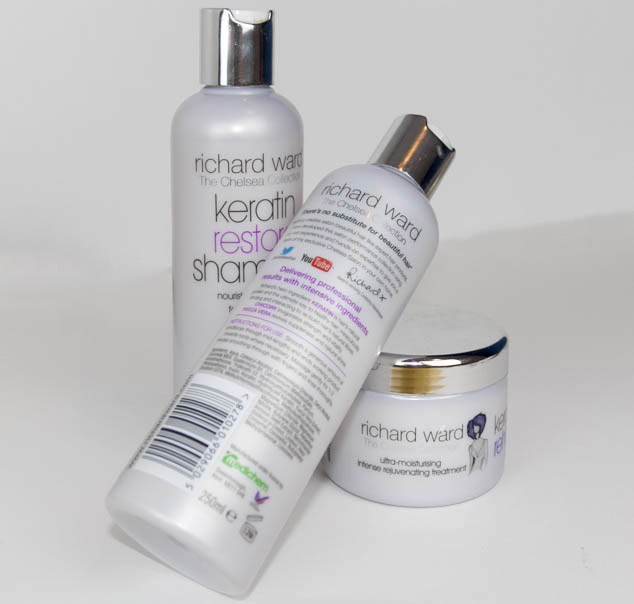 richard ward hair products