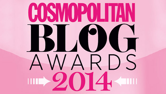 cosmo blog awards 2014