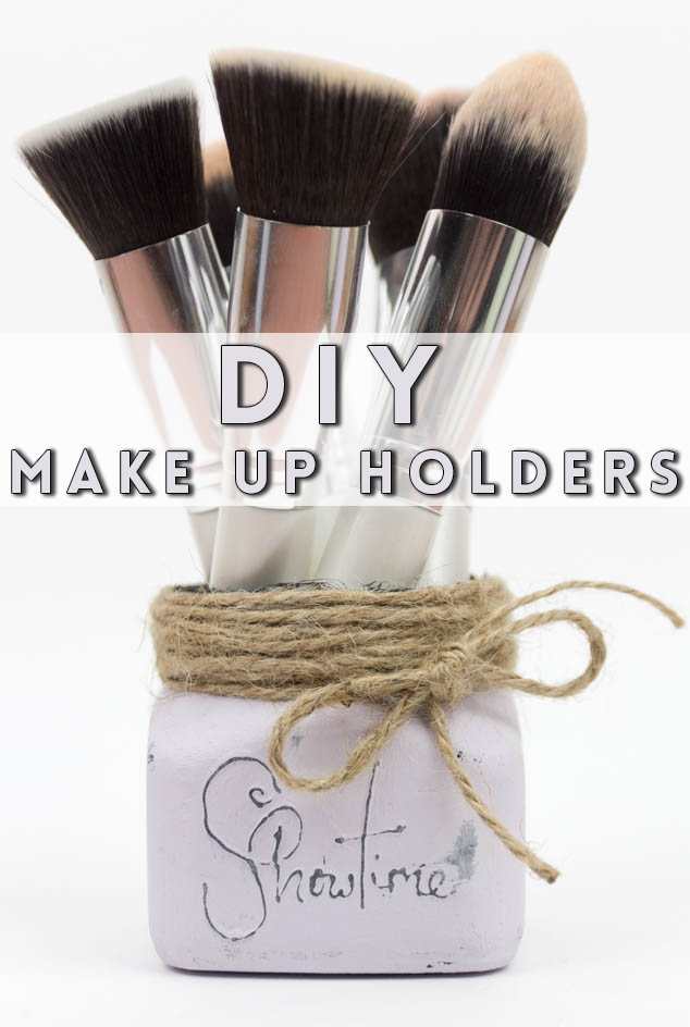 Makeup Holder Ideas