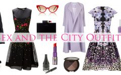 Sex and the City Outfits
