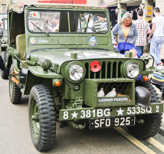 Brighouse 40s Weekend