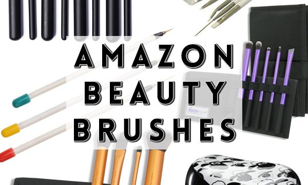 Beauty Cosmetics Brushes