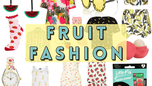 Fruit Fashion