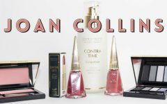 Joan Collins Make Up