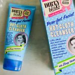 Dirty Works Pore-Fect Facial Hot Cloth Cleanser