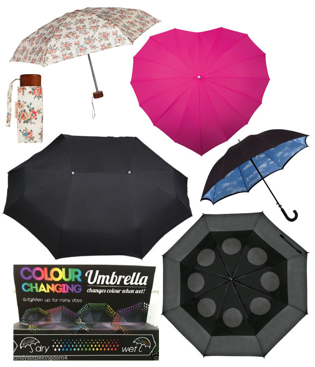 unique brollies
