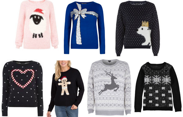 christmas jumper ideas