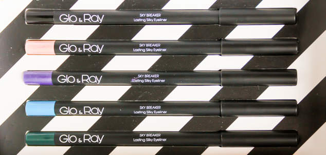 Glo & Ray Balloon Pop Eyeliner Set