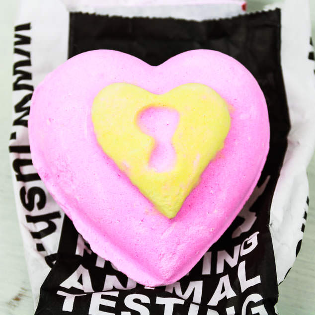 lush love locket