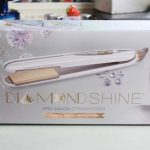 Nicky Clarke Diamond Shine Straightener