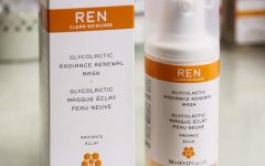 REN Glycolactic Radiance Renewal Mask Review