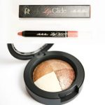 Mememe Lip Glide Rich Truffle and Goddess Eyes Quad