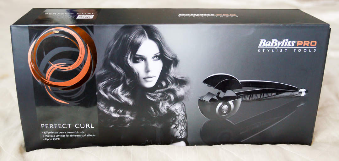 Babyliss Pro Perfect Curl Youtube