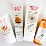Burts Bees Cleansers