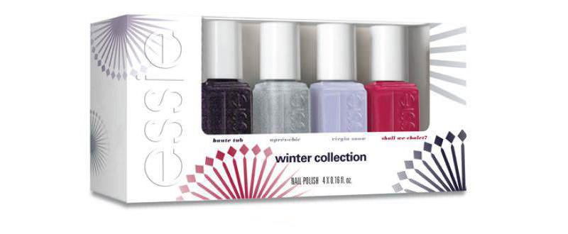 Essie Winter 2015 Virgin Snow Collection