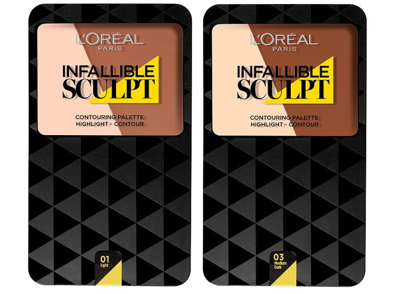 L'Oreal Infallible Sculpt