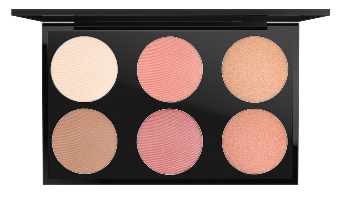 MAC Contour and Sculpt Yourself Palette 1