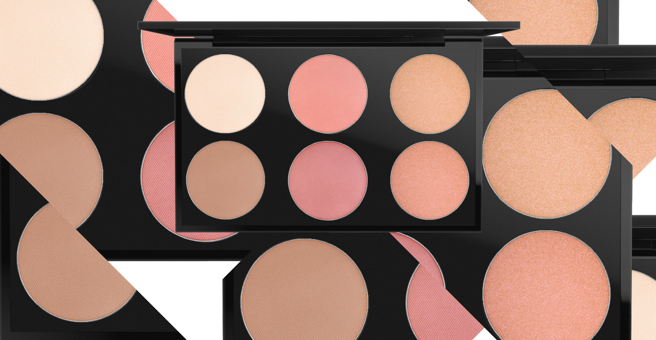 MAC Contour and Sculpt Yourself Palette 3