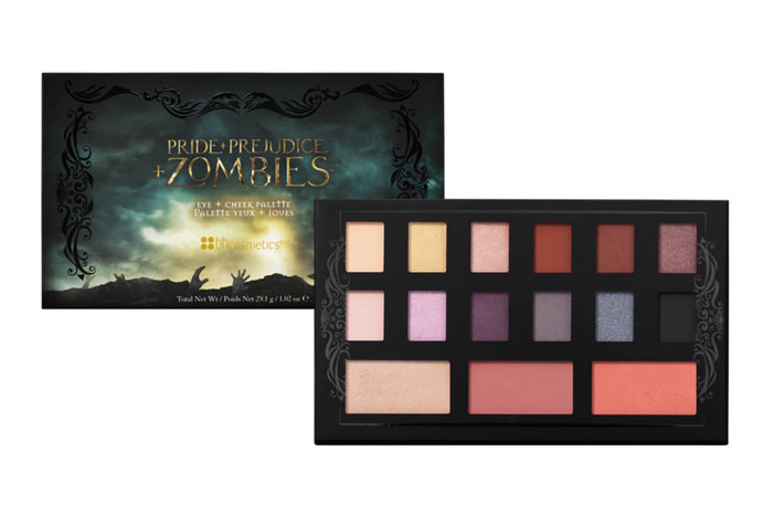 Pride and Prejudice and Zombies makeup