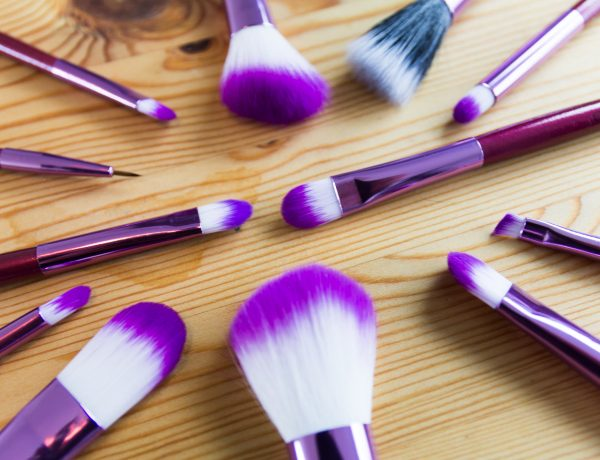 budget make up brush set