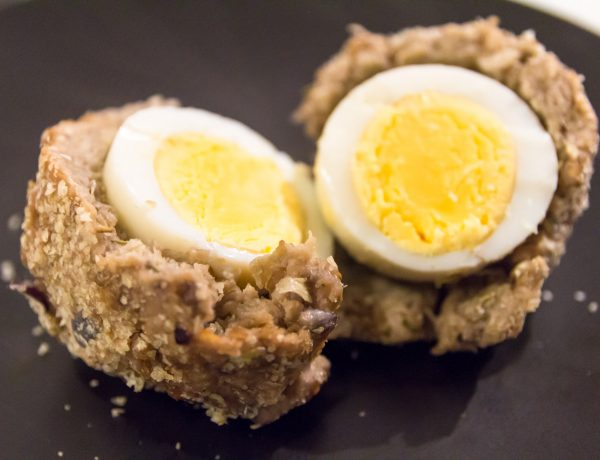 slimming world vegetarian scotch eggs