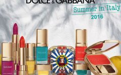 Dolce & Gabbana Makeup Summer in Italy 2016 Collection