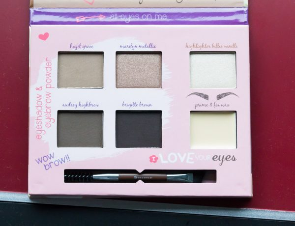 Strikeapose shape & shadows essence palette