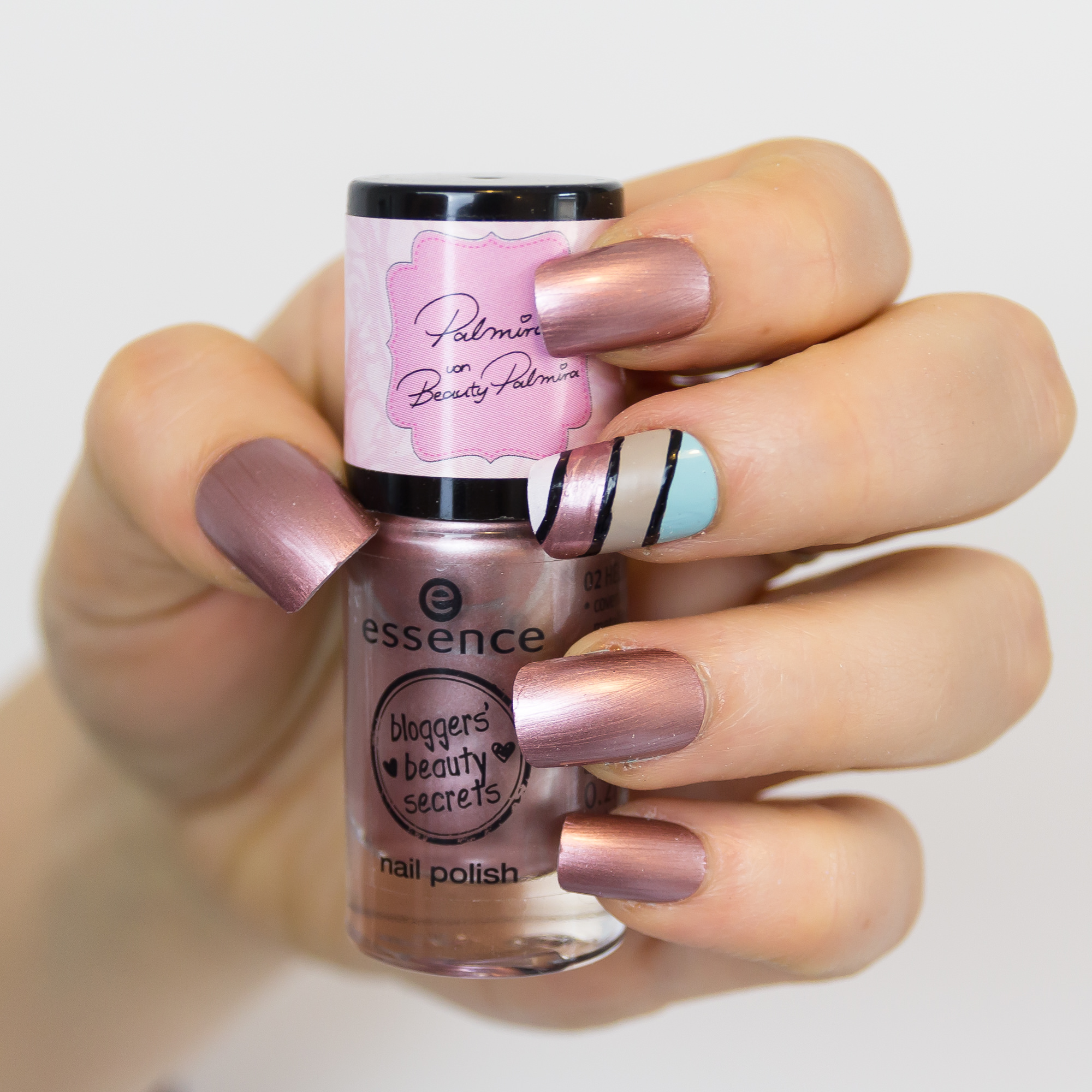 essence cosmetics bloggers beauty secrets nail polishes